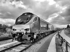 68010 (R~P~M) Tags: train railway diesel locomotive 68 chilternrailways depot wembley london england uk unitedkingdom greatbritain
