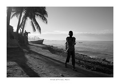 Anse à Pitres Haiti (Vincent Karcher) Tags: anseàpitres haiti vincentkarcherphotography art beauty blackandwhite culture documentary human noiretblanc people portrait project reportage rue street travel voyage world
