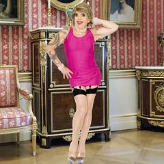 home14675 (Ann Drogyny) Tags: shoes legs heels crossdress crossdresser crossdressing cd tv tg ts transvestite transgender transsexual tranny tgirl glamour pinup mature cute sexy stockings nylons suspenders garters