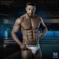 Cameron Coid NFM (TerryGeorge.) Tags: cameron coid nfm natural fitness models abs six pack workout toned athletic muscle shirtless