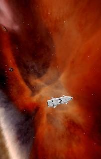 NGC 1499 | Inside