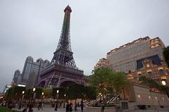 R0002929 (Kiyohide Mori) Tags: macau parisian classic hotel inmall tower lighting