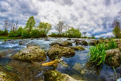 River (der.dave) Tags: 2017 500px2fb april feste fisheye frühling nachmittag niederösterreich ostern parties peisching wolkig bewölkt nachmittags österreich