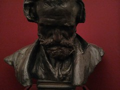 (emptinessisfillingme) Tags: sculpture bronze museam art italy