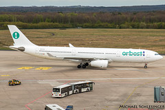 CS-TRH - Airbus A330-343 - Orbest (Digi-Mike) Tags: cstrh airbus a330343 orbest cologne köln eddk cgn deutschland flugzeug airplane airport germany