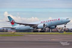 C-FIVK AC B77L 34L YSSY-7358 (A u s s i e P o m m) Tags: mascot newsouthwales australia au aircanada ac boeing b77l syd yssy sydneyairport