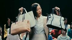 菜々緒「ブランディア」新CM 弁論篇「低評価」
