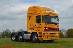 ERF EC11 Olympic 'Jack Richards & Son Ltd' reg ERF 999Y (erfmike51) Tags: easterncountiesvintageshow2017 erfec11 olympic truck artic cummins lorry jackrichardssonltd