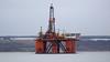 431 Öl Plattform vor Invergordon