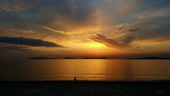 al di là (beyond of the beyond) (talourcera) Tags: sunset puesta puestadesol tranquility beyond aldilá másallá