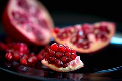 70/365 (J.J.D.) Tags: pomegranate macro