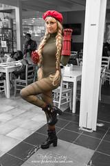 Cammy (Federico Luciani - www.federicoluciani.com) Tags: cosplay cammy streetfighter