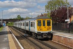 319220 Haydons Road (Gridboy56) Tags: class319 emu england europe electric uk wimbledon london 2v40 stalbans haydonsroad railways railroad trains train 319220