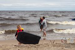 Photodepatricklevesque_I7D_0207.jpg (patrick_levesque) Tags: boogieboard famillelevesque lacsaintjean plage vagues