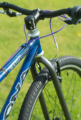 "Son's 14"" Explosif (Marcus Newey) Tags: mountain bike kona p2 project2 rigid explosif"