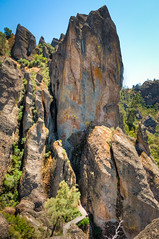 Pinnacles (RoamingTogether) Tags: california nationalpark nikon hiking tamron hdr centralcalifornia pinnaclesnationalpark nikond700 283003563