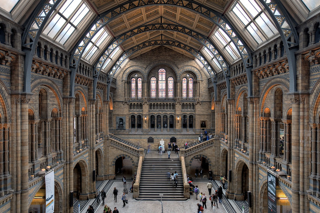 Great Hall of the Natural History Museum