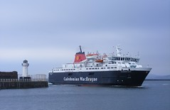 Ferry at Adrossan 2 (leedslily) Tags: sea ferry boat ship calmac arran ardrossan macbrayne calendonian