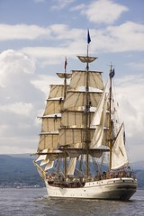 River Clyde - Tall Ships (VisitScotland) Tags: river scotland clyde ship argyll sails tall visitscotland