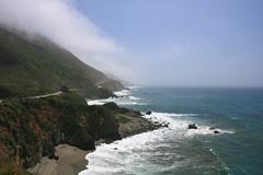 California Coast (Brian Aslak) Tags: ocean california sea usa coast mar bigsur highway1 pacificocean shore northamerica montereycounty lospadresnationalforest cabrillohighway kirkcreek ocanopacfico