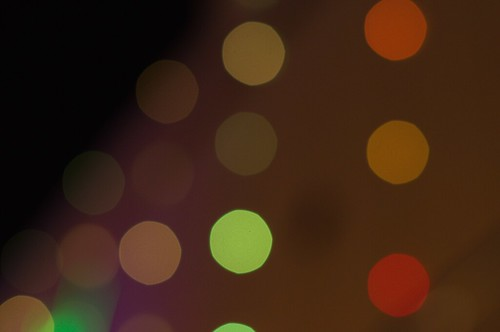 Bokeh experiment :) ©  Still ePsiLoN