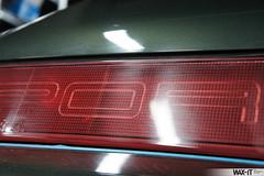 964targa-33 (Wax-it.be) Tags: roof detail reflection green shine convertible porsche gloss cabrio waxing perfection speedster targa detailing 964 swissvax waxit