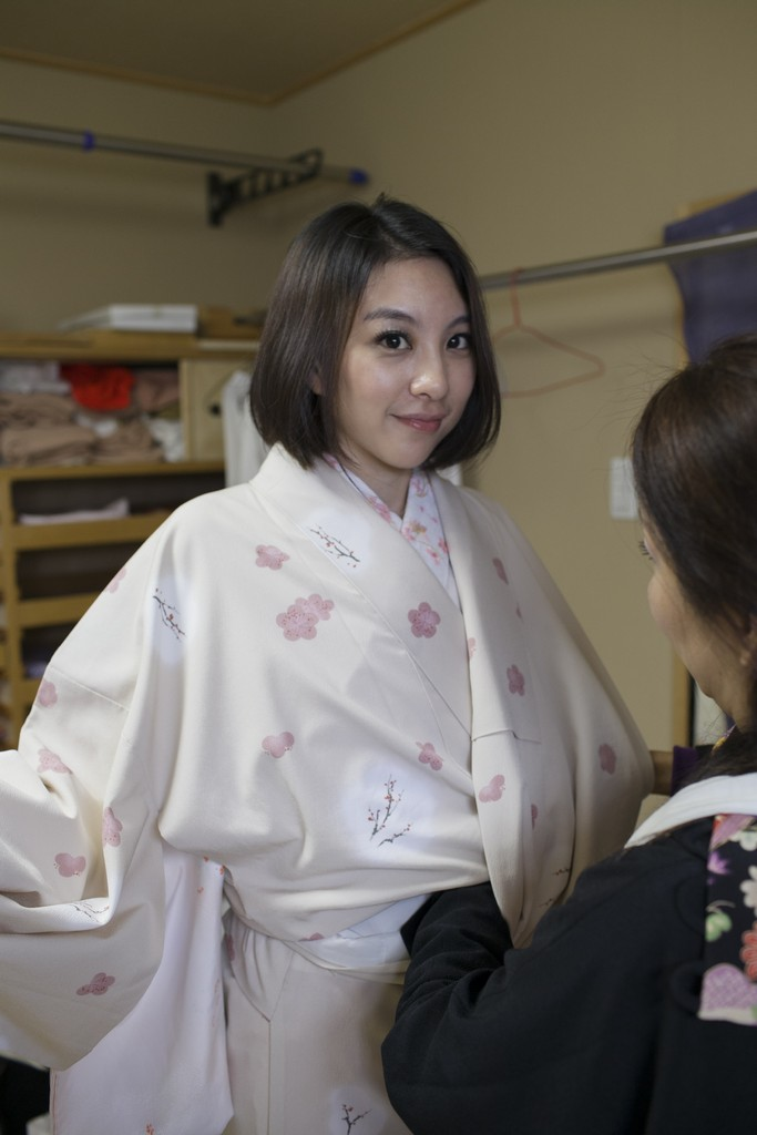 2013春 - 京都和服體驗-染匠