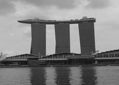 BW DSCN0855 Marina bay (Julie Wood 1970) Tags: nikon coolpix s3000