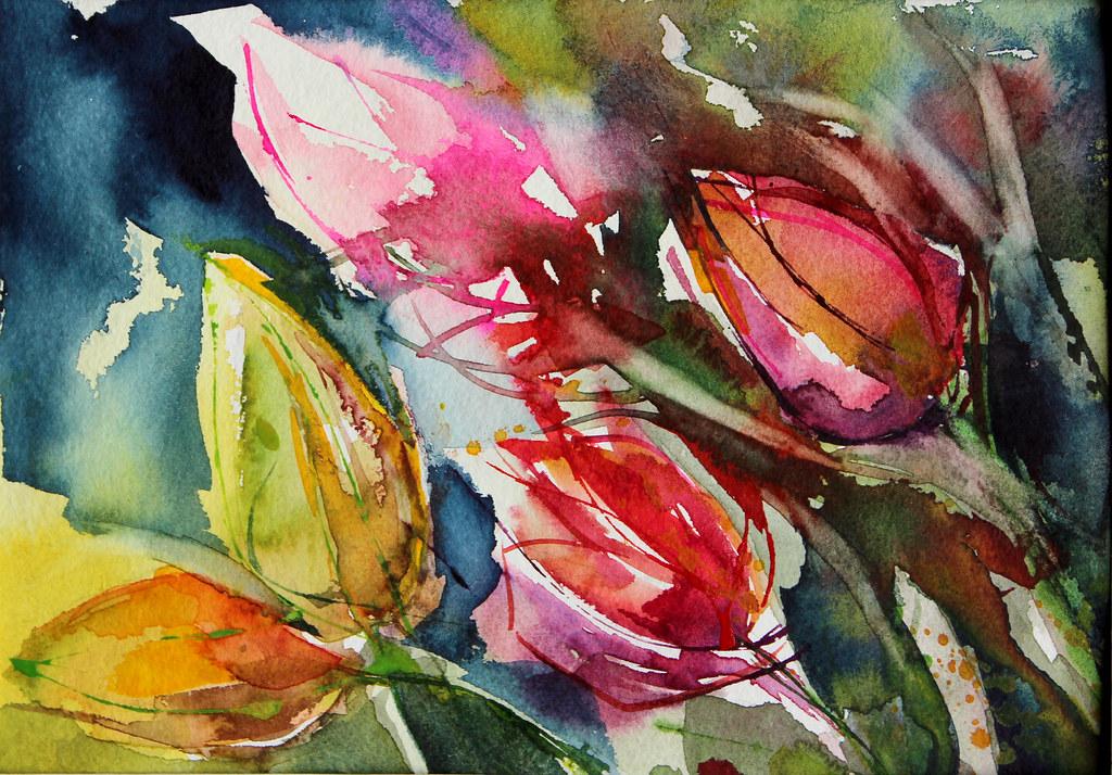 18 top peinture aquarelle - photo #16