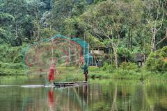 Penangkap Ikan | Situ Gunung, Sukabumi