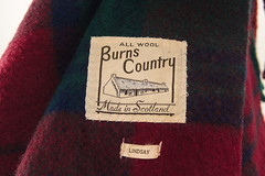 Burns Country (Ryan Tansey) Tags: wool scotland blanket plaid tartan