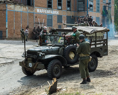 Dodge WC51 (The Adventurous Eye) Tags: world two war action military wwii wc ww2 dodge historical 51 1945 liberation reenactment reenactors teb borovina wc51 osvobozen
