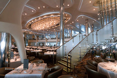 Celebrity Reflection-2.jpg (Beau Gentry) Tags: cruise italy canon mediterranean ship tokina1116mm opusdiningroom celebrityreflection