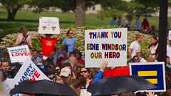 "SCOTUS  26195 ""Thank You Edie Windsor Our Hero"""