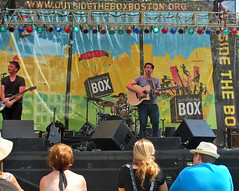 The Dunwells, Outside The Box, 2013-07-16, Credit:Afonso (Massachusetts Office of Travel & Tourism) Tags: festival performingarts otb outsidethebox