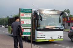 (liangjinjian) Tags: china summer bus geotagged sony beijing transit alpha chn a55 yanshan 2013  geo:lat=3972956833 geo:lon=11595550667