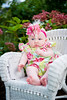 Addison in her Carly Romper by Jennifer Paganelli (sewcharleston) Tags: for diy babies sewing amybutlerfabric jenniferpaganelli carlyromper