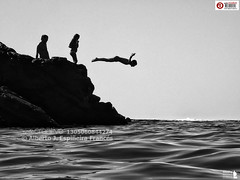 Father and children, jump #1 and fun on the rock (Alesfra) Tags: ocean boy sea portrait sky people blackandwhite bw espaa white seascape man black men byn blancoynegro blanco beach water grancanaria rock marina island photography mar photo jump jumping spain agua flickr foto snorkel gente action retrato negro playa paisaje canarias modelo panasonic cielo salto canary nio canaryislands isla hombre roca pea waterproof laspalmas playadelascanteras islascanarias fotografa ocano labarra lascanteras accin baistas lascanterasbeach flickraward safecreat