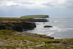 Brough of Birsay (Owen H R) Tags: sea landscape orkney cliffs brough birsay owenhr