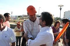 Marco António Costa em Murça