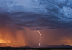 Neverland (Steven Maguire Photography) Tags: arizona clouds landscape monsoon thunderstorm lightning benson cochisecounty