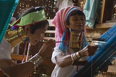 Padaung  longneck women! (Bertrand Linet) Tags: asia southeastasia burma culture longneck myanmar cultural padaung birmanie birmania bertrandlinet