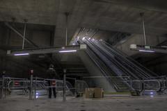 Metro 4 - Kalvin Square Transit (flawlessmonkey) Tags: urban square hungary metro budapest exploration urbex ter kalvin metro4