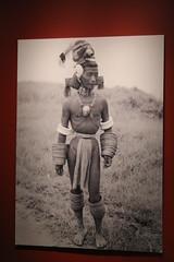 Naga with cinched waist (hartjeff12) Tags: india newyork naga rubinmuseum