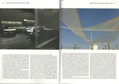 Talking about I-MESH on TENDA IN&OUT Sept/Oct. 2013 issue - pages 62-63 (I-MESH) Tags: architecture panels salonedelmobile natuzzi imesh ventilatedfacades universitiuav architecturaltextile sailmakerinternationalspa tendainout alessandropremier alikinwonderland demaniomarittimokm278 studiomarcopiva architettomarcopiva multiaxialgrid