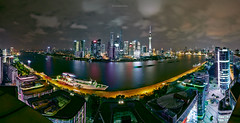 /  future (blackstation) Tags: china road street city travel weather skyline architecture clouds canon buildings shanghai cloudy viaduct highways cbd     inspiring overcastsky skyscraping   overcastweather vision:sky=0506 vision:outdoor=0693