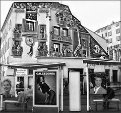 Cinema Cannes (emilype) Tags: graffiti cannes bn murales bnvitadistrada bnarte