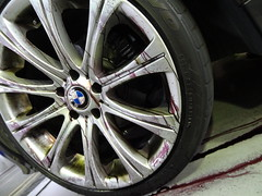pic29 Remove brake dust deposits