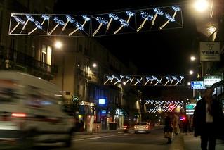Montpellier, illuminations 2007