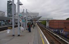 IMGP0127 (mattbuck4950) Tags: november england london europe unitedkingdom railways docklandslightrailway poplardlrstation 2013 lenssigma18200mm londonboroughoftowerhamlets camerapentaxkx